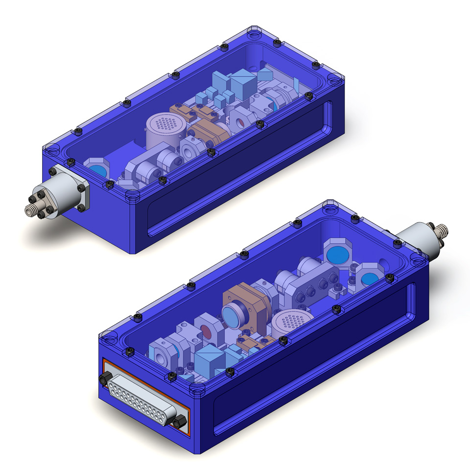 SolidState impulse laser 355nm