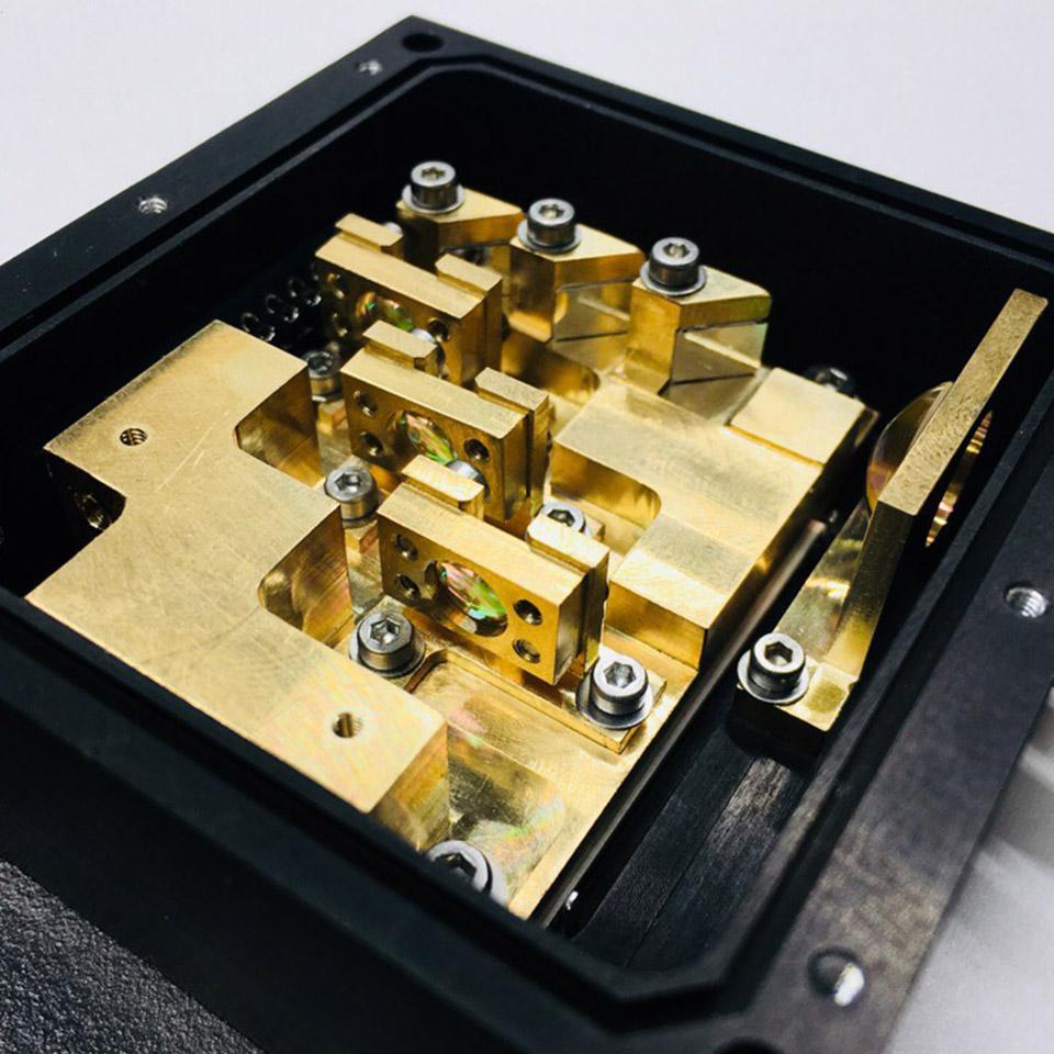 Лазерный модуль